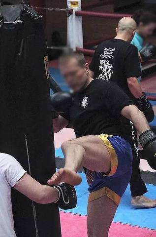 Close combat training - Hungarian Bodyguard Association